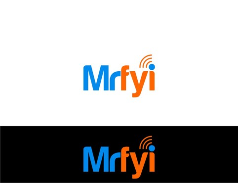 Mrfyi A Logo, Monogram, or Icon  Draft # 5 by nellie