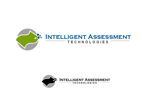 Intelligent Assessment Technologies A Logo, Monogram, or Icon  Draft # 18 by alocelja