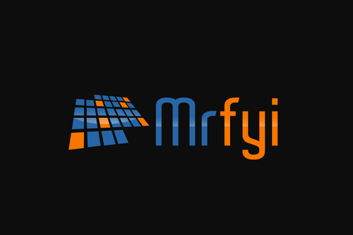Mrfyi A Logo, Monogram, or Icon  Draft # 9 by FreelanceDan