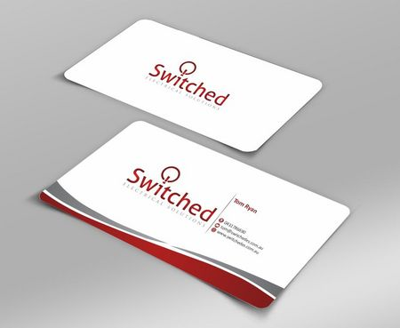 Residential Commercial Industrial Business Cards and Stationery  Draft # 135 by Deck86