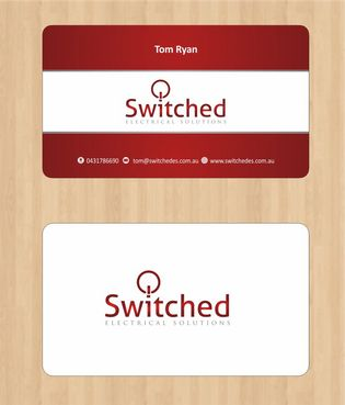 Residential Commercial Industrial Business Cards and Stationery  Draft # 138 by Deck86