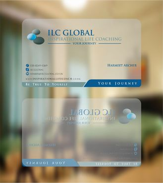 ILC Global Ltd Business Cards and Stationery  Draft # 320 by Deck86