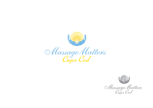 Massage Matters Cape Cod A Logo, Monogram, or Icon  Draft # 26 by TMEdesign