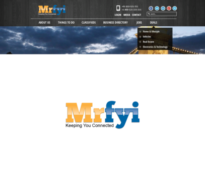 Mrfyi A Logo, Monogram, or Icon  Draft # 11 by Rajeshpk