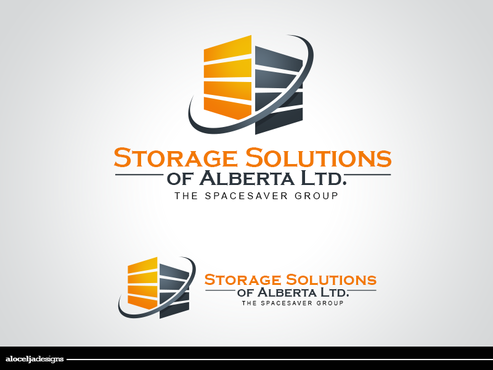 Storage Solutions of Alberta Ltd. A Logo, Monogram, or Icon  Draft # 30 by alocelja