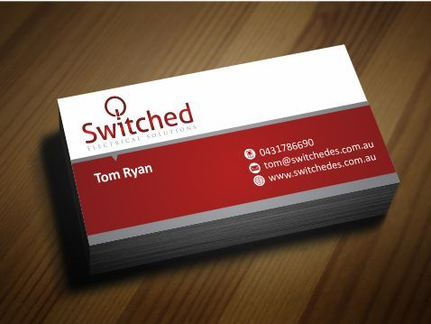 Residential Commercial Industrial Business Cards and Stationery  Draft # 169 by Deck86