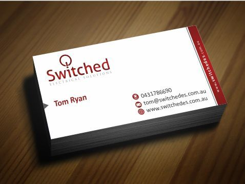 Residential Commercial Industrial Business Cards and Stationery  Draft # 170 by Deck86