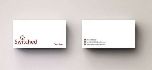 Residential Commercial Industrial Business Cards and Stationery  Draft # 173 by Deck86