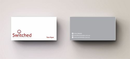 Residential Commercial Industrial Business Cards and Stationery  Draft # 174 by Deck86