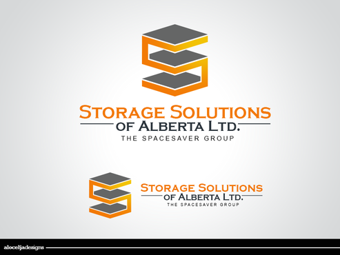 Storage Solutions of Alberta Ltd. A Logo, Monogram, or Icon  Draft # 31 by alocelja