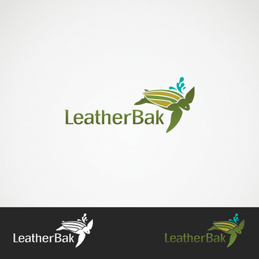 LeatherBak A Logo, Monogram, or Icon  Draft # 157 by g24may