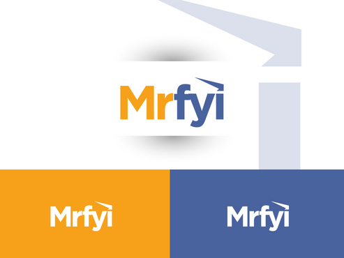 Mrfyi A Logo, Monogram, or Icon  Draft # 14 by FriesFx