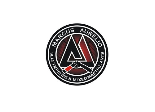 Marcus Aurelio Self Defense & Mixed Martial Arts A Logo, Monogram, or Icon  Draft # 31 by Nikola