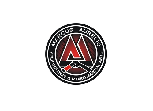 Marcus Aurelio Self Defense & Mixed Martial Arts A Logo, Monogram, or Icon  Draft # 32 by Nikola