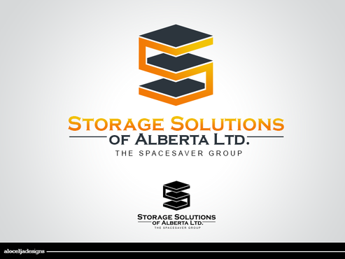 Storage Solutions of Alberta Ltd. A Logo, Monogram, or Icon  Draft # 32 by alocelja