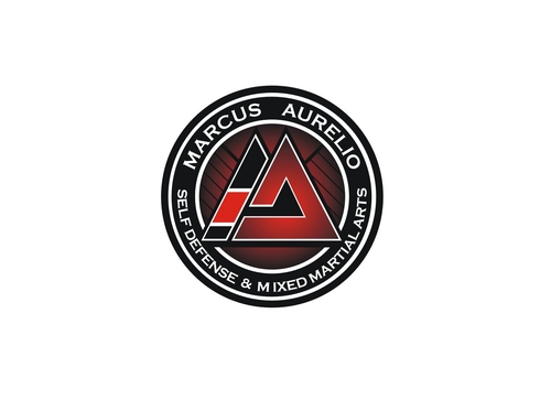 Marcus Aurelio Self Defense & Mixed Martial Arts A Logo, Monogram, or Icon  Draft # 35 by Nikola
