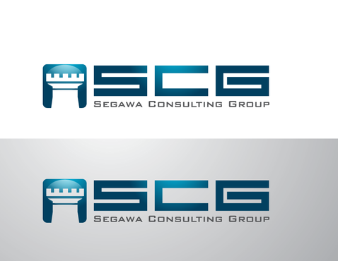 Segawa Consulting Group A Logo, Monogram, or Icon  Draft # 36 by neonlite