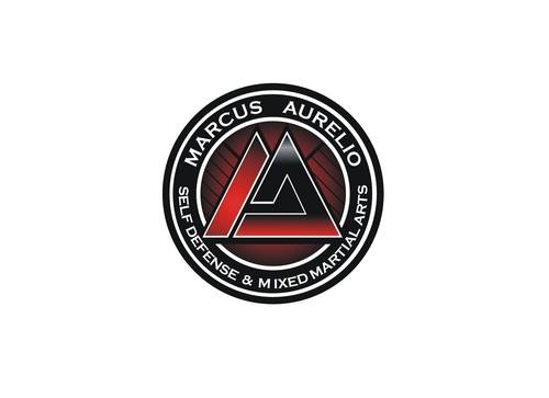 Marcus Aurelio Self Defense & Mixed Martial Arts A Logo, Monogram, or Icon  Draft # 37 by Nikola