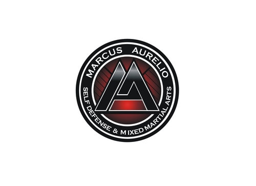 Marcus Aurelio Self Defense & Mixed Martial Arts A Logo, Monogram, or Icon  Draft # 39 by Nikola