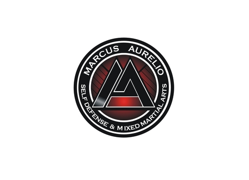 Marcus Aurelio Self Defense & Mixed Martial Arts A Logo, Monogram, or Icon  Draft # 40 by Nikola