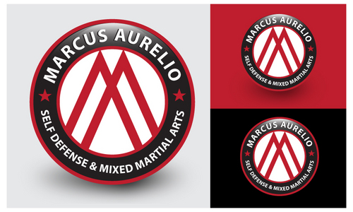 Marcus Aurelio Self Defense & Mixed Martial Arts A Logo, Monogram, or Icon  Draft # 41 by iingjember