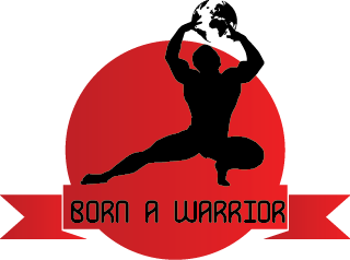 Born a Warrior A Logo, Monogram, or Icon  Draft # 29 by ragav