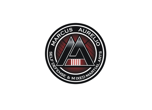 Marcus Aurelio Self Defense & Mixed Martial Arts A Logo, Monogram, or Icon  Draft # 43 by Nikola