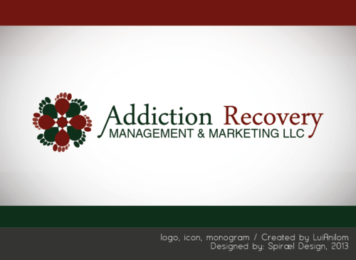 Addiction Recovery Management & Marketing LLC A Logo, Monogram, or Icon  Draft # 52 by SpiraelD