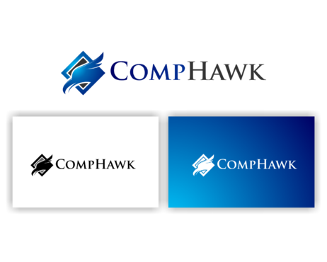CompHawk A Logo, Monogram, or Icon  Draft # 36 by Graphicon