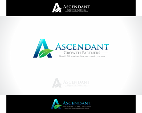 Ascendant Growth Partners A Logo, Monogram, or Icon  Draft # 67 by asuedan