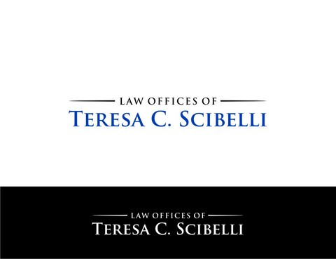 Law Offices of Teresa C. Scibelli Logo Winning Design by nellie