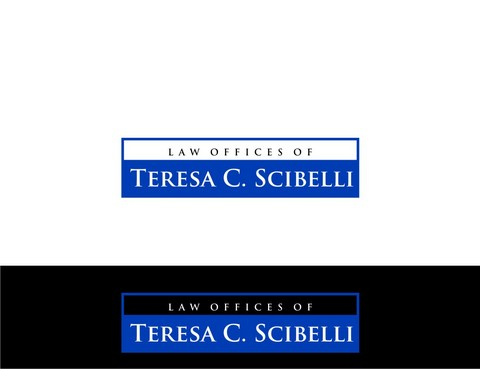 Law Offices of Teresa C. Scibelli A Logo, Monogram, or Icon  Draft # 3 by nellie