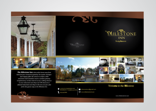 Brochure  Marketing collateral  Draft # 42 by nelly83