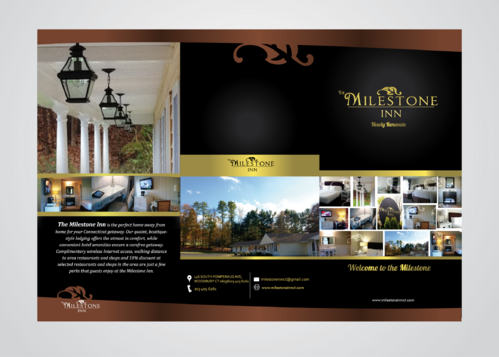 Brochure  Marketing collateral  Draft # 43 by nelly83