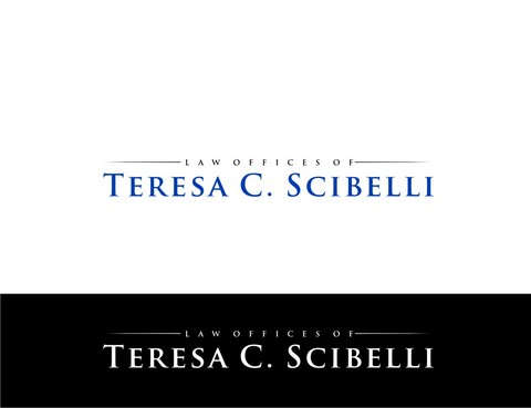 Law Offices of Teresa C. Scibelli A Logo, Monogram, or Icon  Draft # 5 by nellie