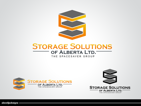 Storage Solutions of Alberta Ltd. A Logo, Monogram, or Icon  Draft # 42 by alocelja