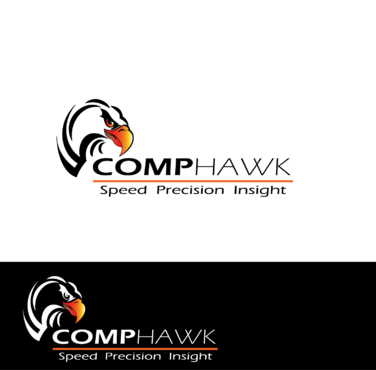 CompHawk A Logo, Monogram, or Icon  Draft # 38 by Dixon360
