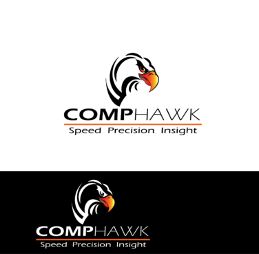 CompHawk A Logo, Monogram, or Icon  Draft # 39 by Dixon360