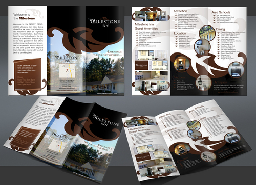 Brochure  Marketing collateral  Draft # 48 by Achiver