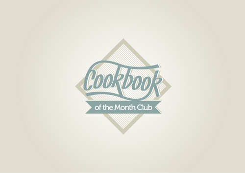 Cookbook of the Month Club A Logo, Monogram, or Icon  Draft # 75 by tomitod999