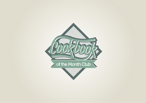 Cookbook of the Month Club A Logo, Monogram, or Icon  Draft # 76 by tomitod999