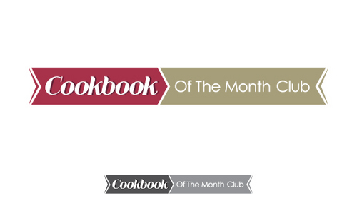 Cookbook of the Month Club A Logo, Monogram, or Icon  Draft # 77 by mdsgrafix