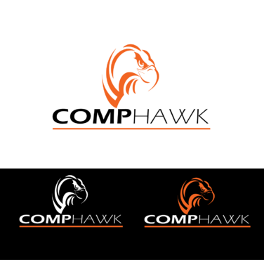 CompHawk A Logo, Monogram, or Icon  Draft # 43 by Dixon360