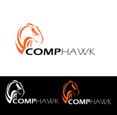 CompHawk A Logo, Monogram, or Icon  Draft # 44 by Dixon360