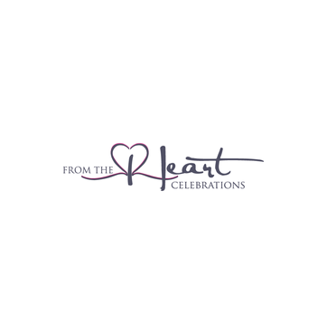 From the heart celebrations A Logo, Monogram, or Icon  Draft # 31 by InventiveStylus