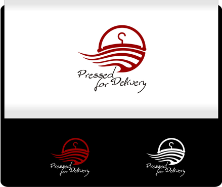Pressed for Delivery A Logo, Monogram, or Icon  Draft # 17 by irdiya