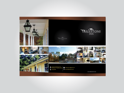 Brochure  Marketing collateral  Draft # 58 by nelly83