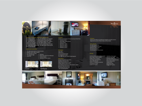 Brochure  Marketing collateral  Draft # 59 by nelly83