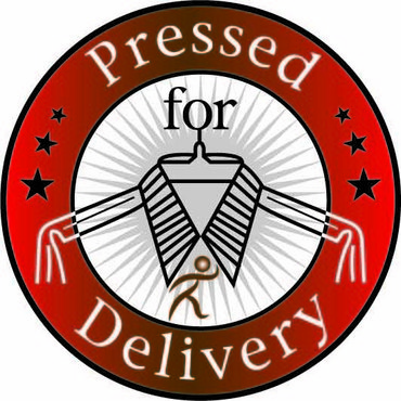 Pressed for Delivery A Logo, Monogram, or Icon  Draft # 22 by tuqeerhussain
