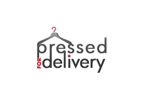 Pressed for Delivery A Logo, Monogram, or Icon  Draft # 23 by Designfeedz